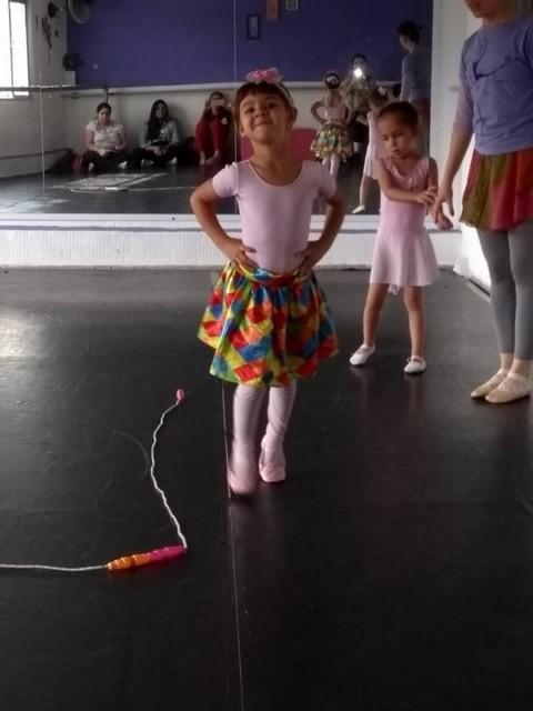 Aula Ballet Infantil Valor Fazenda Morumbi - Ballet Infantil Aula