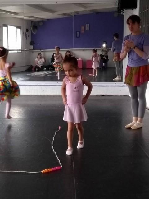 Aula Ballet Infantil Pedreira - Escola de Ballet Infantil