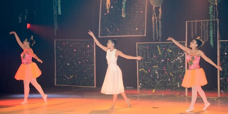 Aula de Ballet Adulto Iniciante Jardim Panorama D'Oeste - Aula de Ballet Infantil