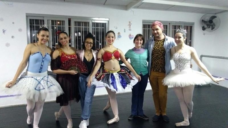 Aula de Ballet Avançado Valor Socorro - Aula de Ballet Avançado