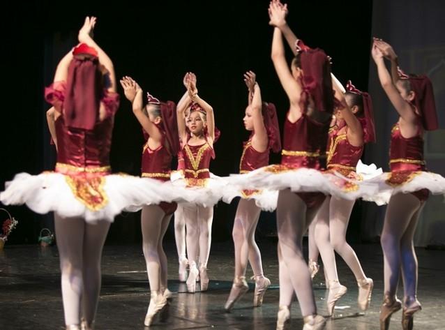 Aula de Ballet Avançado Itaim Bibi - Aula de Ballet Moderno