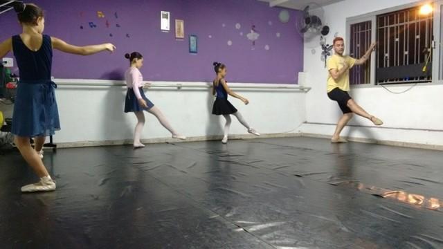 Aula de Ballet Básico Cidade Jardim - Aula de Ballet Básico