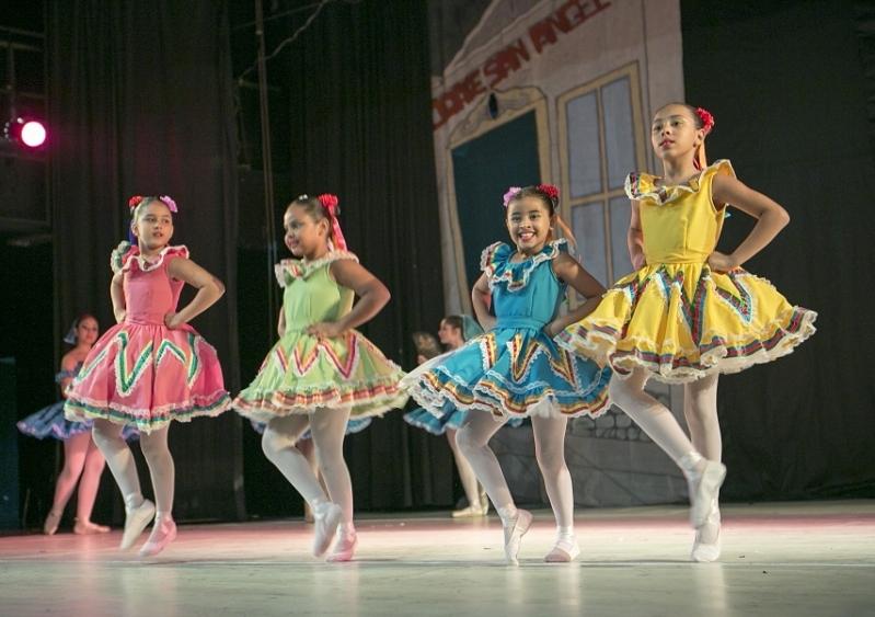 Aula de Ballet Clássico Infantil Valor Campo Grande - Aula de Ballet Infantil