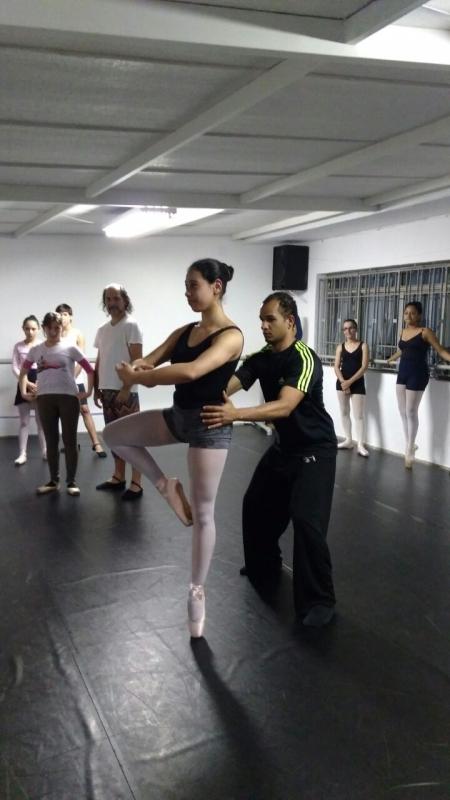 Aula de Ballet Completa Valor Cupecê - Aula de Ballet Básico