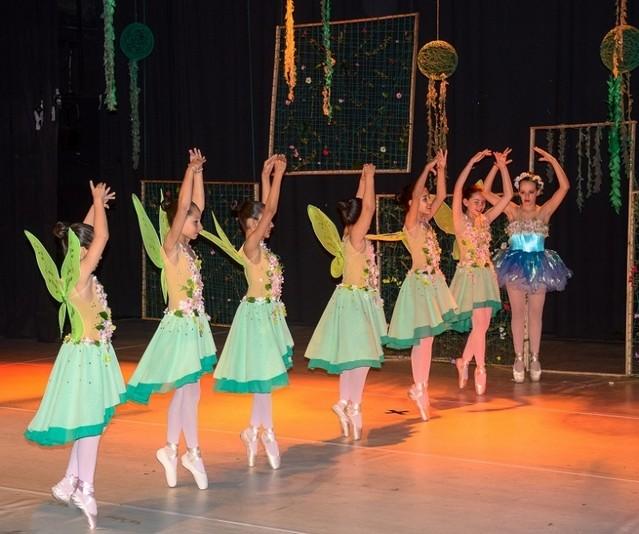 Aula de Ballet Infantil Avançado Parque do Otero - Ballet Infantil Dança