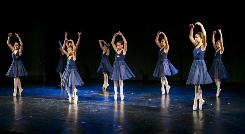 Aula de Ballet Infantil Valor Parque do Otero - Aula de Ballet Completa