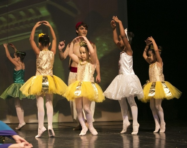 Aula de Ballet Infantil Vila Andrade - Aula de Ballet Moderno
