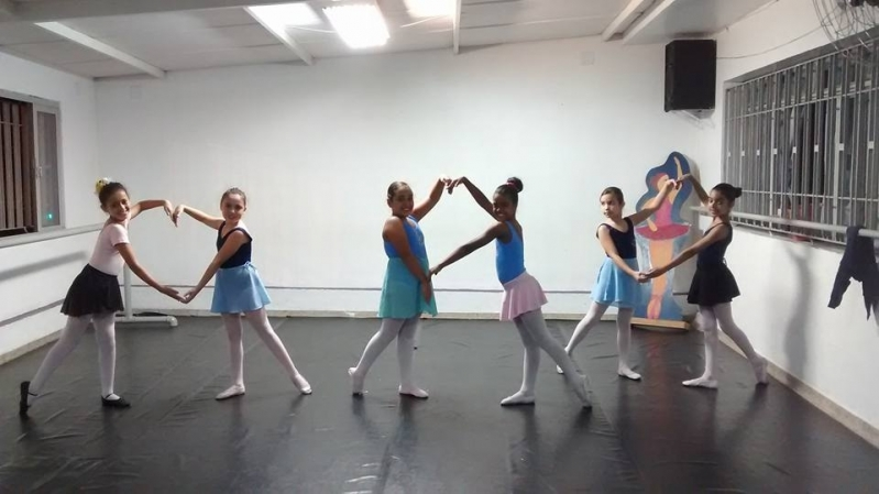 Aula de Ballet para Iniciantes Valor Parque Colonial - Aula de Ballet Russo para Criança