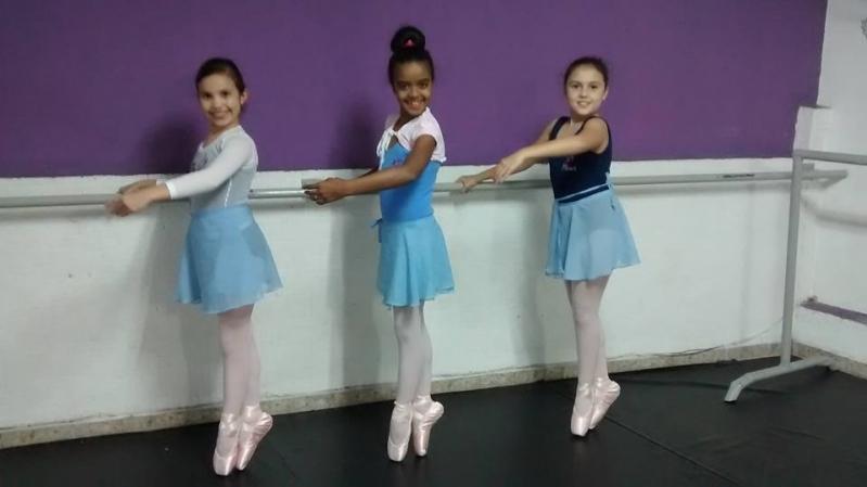 Aula de Ballet para Iniciantes Campo Grande - Aula de Ballet Completa