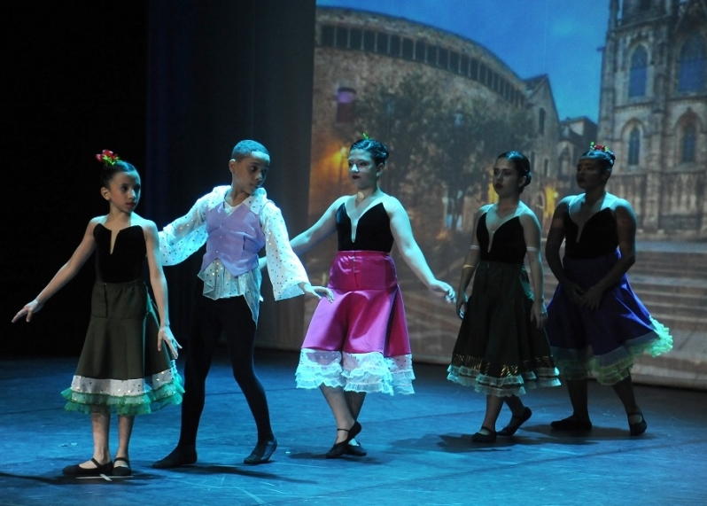 Aula de Ballet Royal Infantil Valor Água Espraiada - Aula de Ballet para Iniciantes