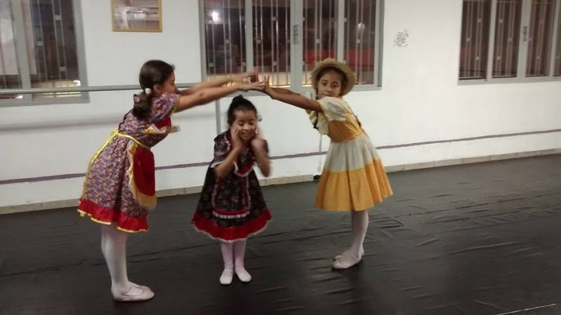 Aula de Ballet Russo para Criança Valor Alvarenga - Aula de Ballet Moderno