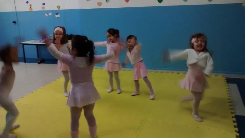 Aula de Ballet Russo para Criança Avenida Nossa Senhora do Sabará - Aula de Ballet Básico