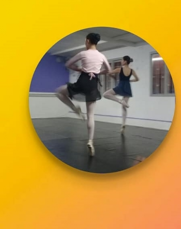 Aula de Ballet Russo Valor Campo Grande - Aula de Ballet Masculino