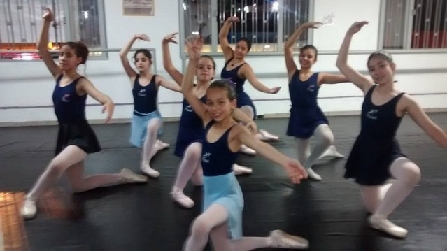 Aula de Ballet Russo Jabaquara - Aula de Ballet Completa