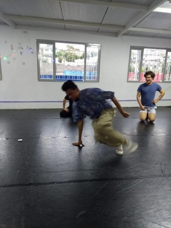 Aula de Hip Hop para Iniciantes Mais Próxima Parque do Otero - Aula de Hip Hop para Adulto