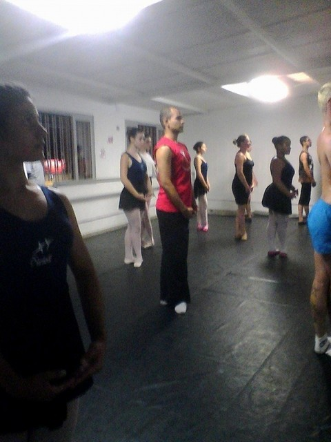 Aulas de Ballet Contemporâneo Aeroporto - Aula de Ballet Avançado