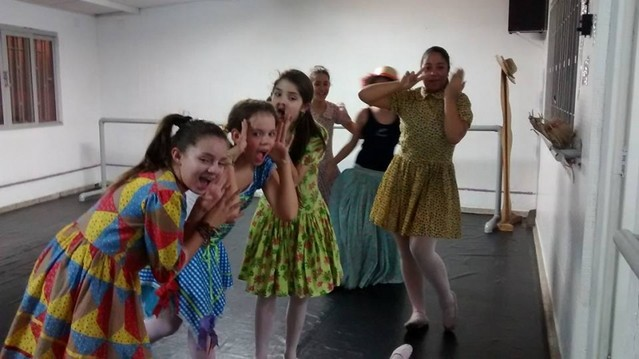 Aulas de Ballet Fitness Aeroporto - Aula de Ballet Infantil