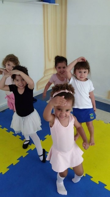 Ballet Infantil Aula Valor Fazenda Morumbi - Escola de Ballet Infantil