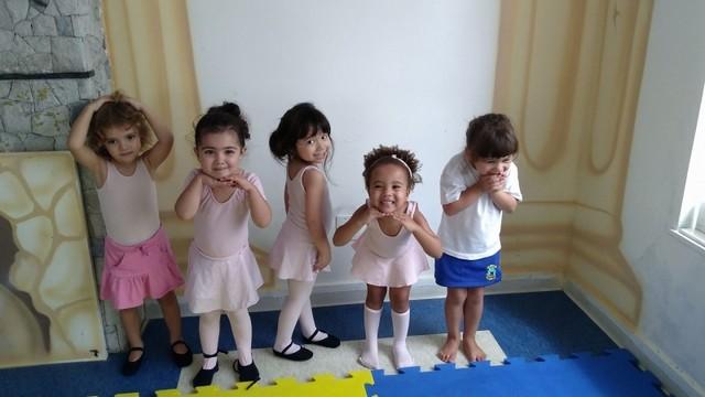 Ballet Infantil Aula Ipiranga - Ballet Infantil Dança
