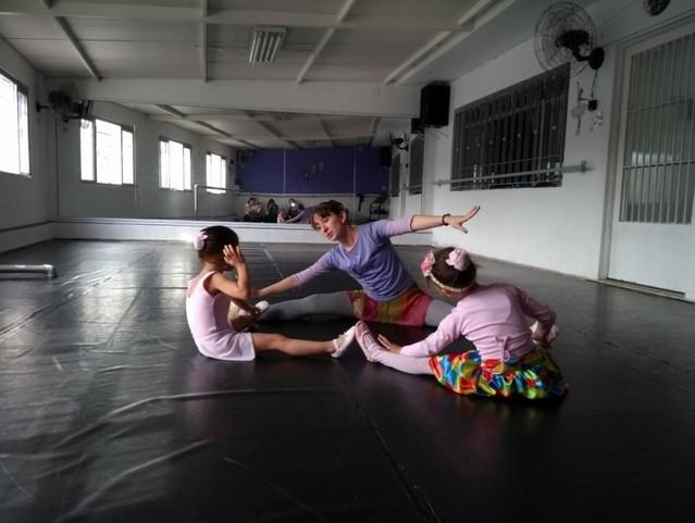Ballet Infantil Iniciante Valor Santo Amaro - Ballet Infantil Iniciante