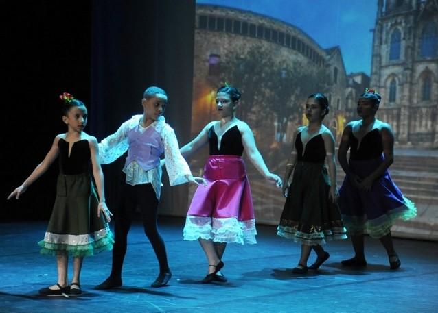 Ballet Infantil Iniciante Jardim Monte Verde - Ballet Infantil Aula
