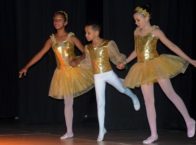 Ballet Infantil Masculino Jardim das Acácias - Ballet Infantil Aula