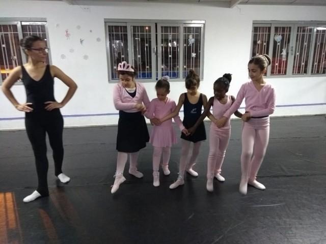 Ballet Infantil para Criança Campo Grande - Ballet Infantil Aula