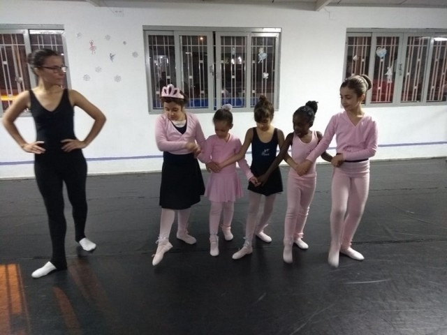 Ballet Infantil para Criança Cidade Jardim - Ballet Infantil Iniciante