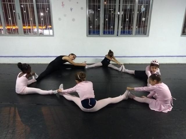 Ballet Infantil para Iniciantes M'Boi Mirim - Ballet Infantil Iniciante