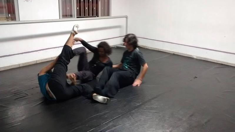 Dança Contemporânea Aula Valores M'Boi Mirim - Dança Contemporânea Aula