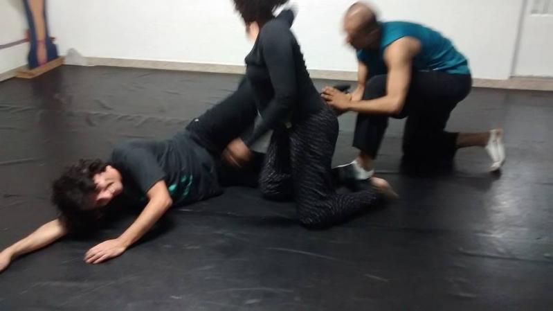 Dança Contemporânea Aula Jabaquara - Dança Contemporânea Moderna