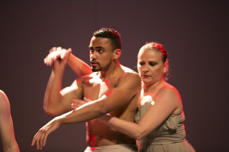 Dança Contemporânea Duo Valores Vila Alexandria - Dança Contemporânea Aula