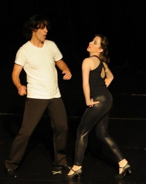 Dança Contemporânea Duo Água Espraiada - Dança Contemporânea Dupla