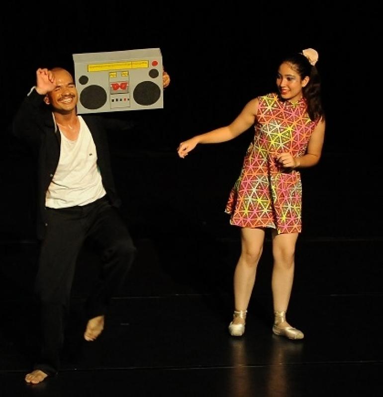 Dança Contemporânea Dupla Valores Jardim Monte Verde - Dança Contemporânea Escola