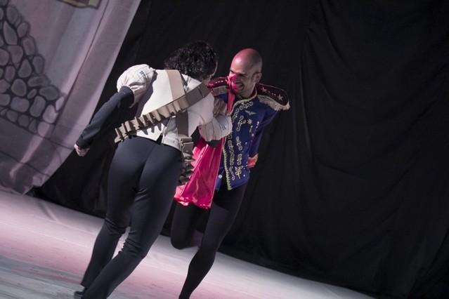 Dança Contemporânea Dupla Jockey Club - Dança Contemporânea de Casal