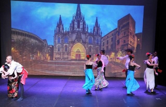 Dança Contemporânea Escola Jockey Club - Dança Contemporânea Dupla