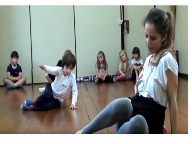 Dança Contemporânea Infantil Balneário Mar Paulista - Dança Contemporânea Aula