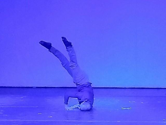 Dança Contemporânea Masculina M'Boi Mirim - Dança Contemporânea Dupla