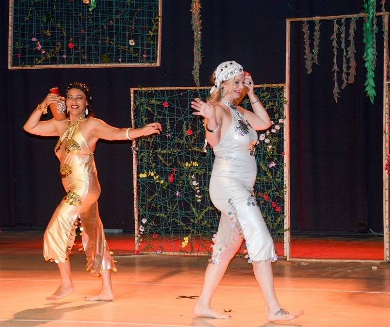 Dança do Ventre Clássica Aulas Cupecê - Dança do Ventre Clássica