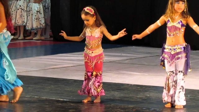 Dança do Ventre Infantil Balneário Mar Paulista - Dança do Ventre Aula