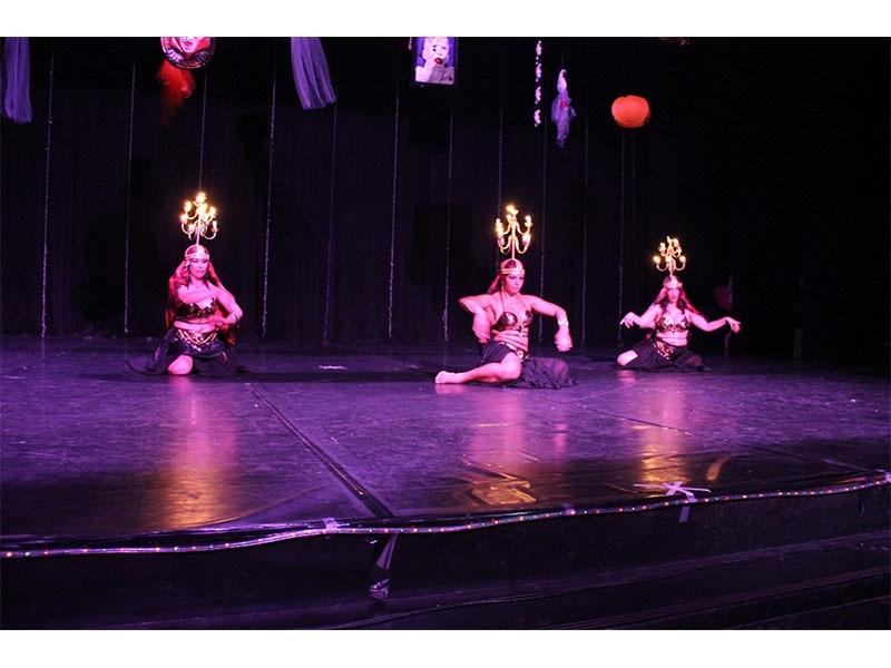 Dança do Ventre Ritualística Aulas Parque Colonial - Dança do Ventre de Vestido