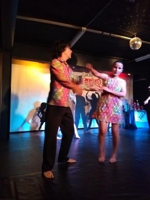 Danças Contemporâneascasal M'Boi Mirim - Dança Contemporânea de Casal