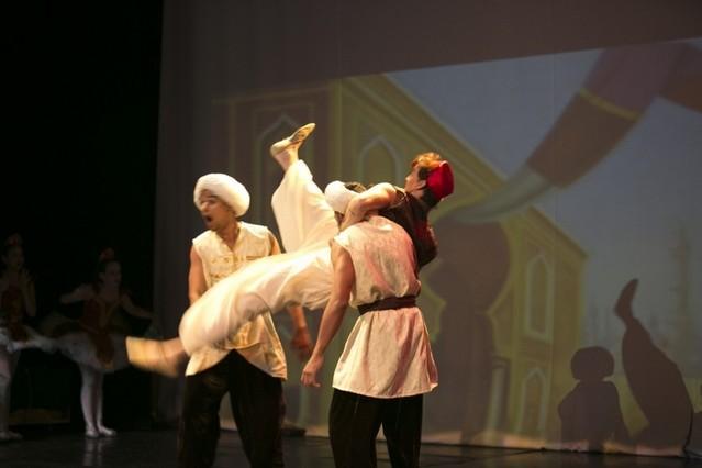 Danças Contemporâneashomens Parque do Otero - Dança Contemporânea Aula