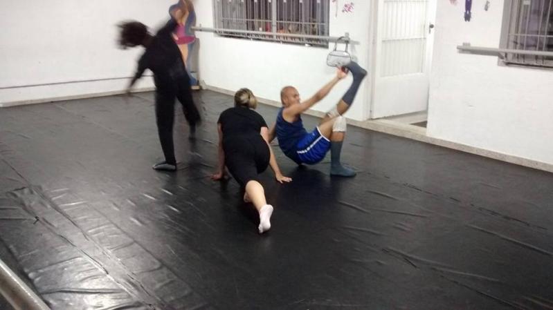 Escola de Dança Contemporânea Aula Nova Piraju - Dança Contemporânea Casal