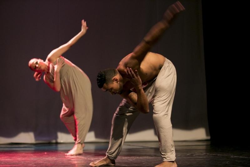 Escola de Dança Contemporânea Duo Balneário Mar Paulista - Dança Contemporânea Dupla
