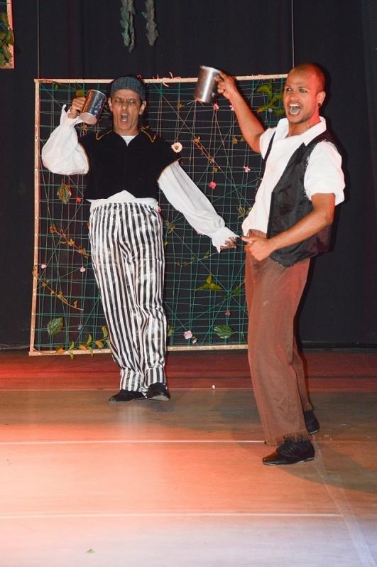 Escola de Dança Contemporânea Dupla Jardim Ângela - Dança Contemporânea Dupla