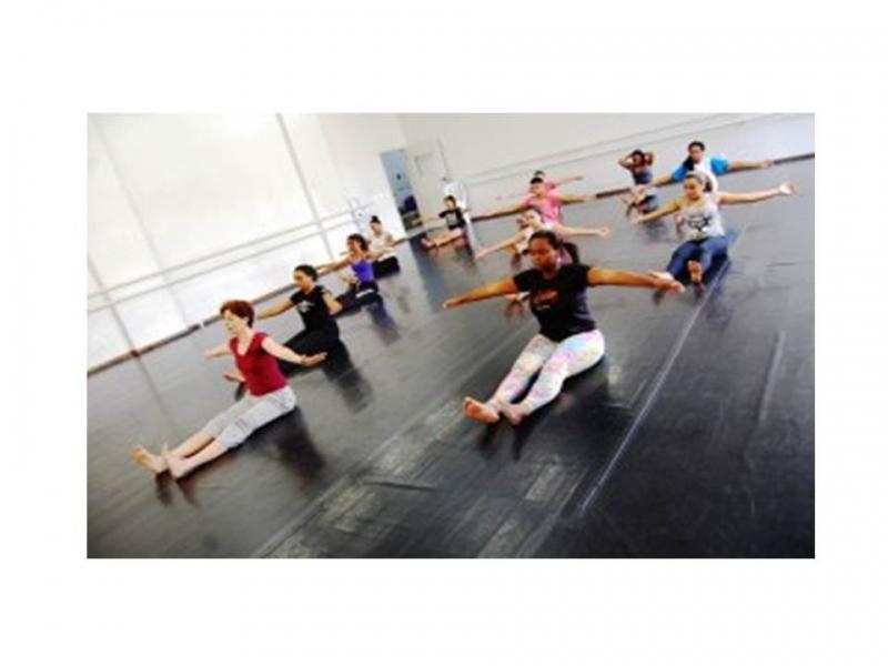 Escola de Dança Contemporânea Infantil Pedreira - Dança Contemporânea Escola