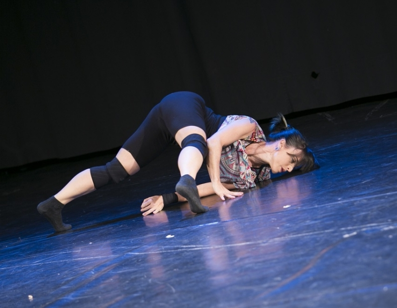 Escola de Dança Contemporânea Solo Nova Piraju - Dança Contemporânea Dupla