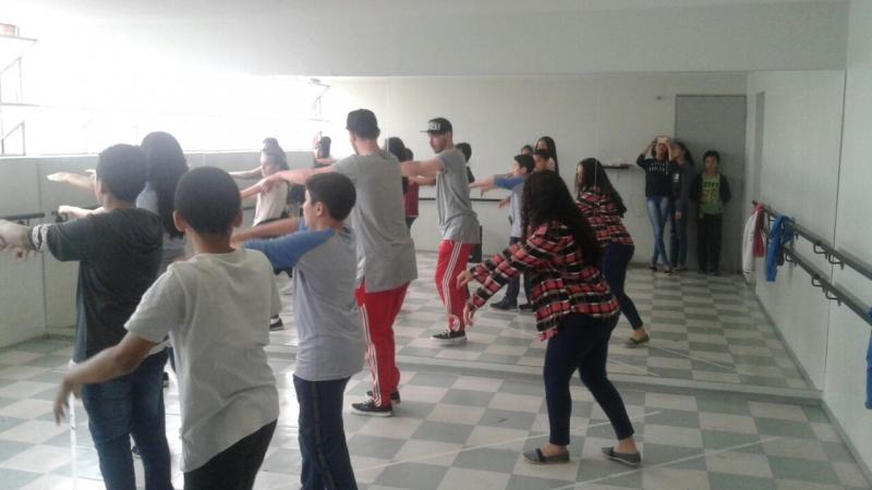 Fazer Aula de Hip Hop para Criança Vila Andrade - Escola de Hip Hop Infantil