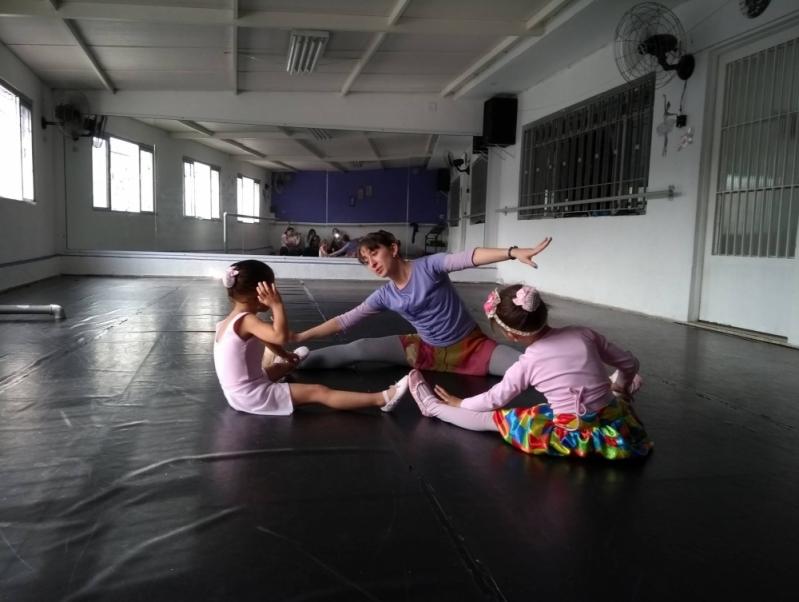 Onde Encontrar Ballet Infantil Aula Avenida Nossa Senhora do Sabará - Ballet Infantil Aula